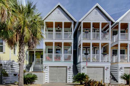 Outdoor view of this St Simons Place to Stay