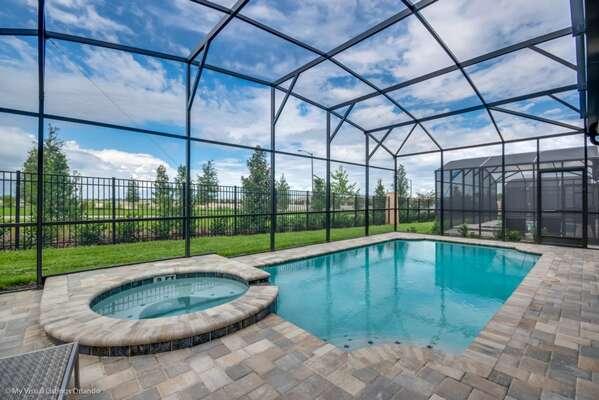 9 14 Bed Vacation Home Rentals In Orlando Florida