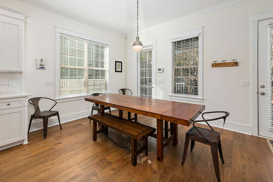 Dining Room with plenty of seating!