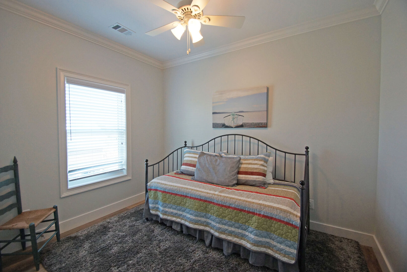 Bedroom 2 with Twin Trundle Bed