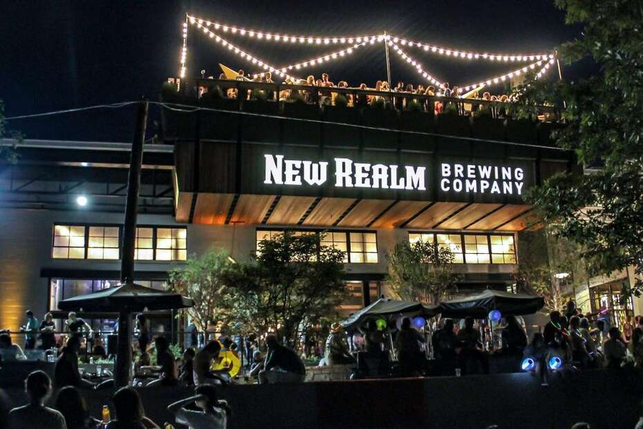 New Realm brewing company near Ponce City Market Apartment