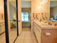 Bathroom in guest bedroom #1,