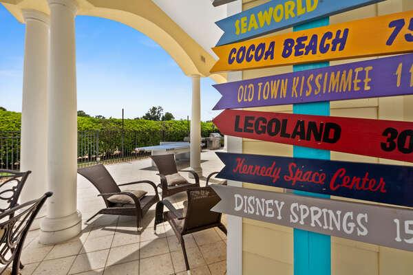 Fun resort details