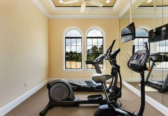 Stay in shape whilst vacationing