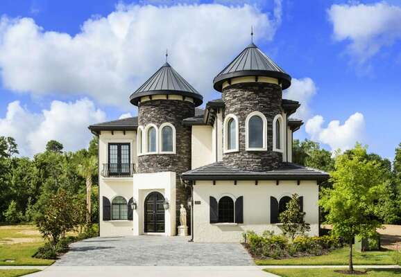 Reunion Chateau will be the perfect retreat during your vacation