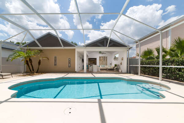 Soak up the Florida sunshine