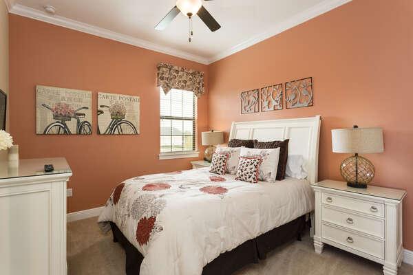 Gorgeous Queen bedroom