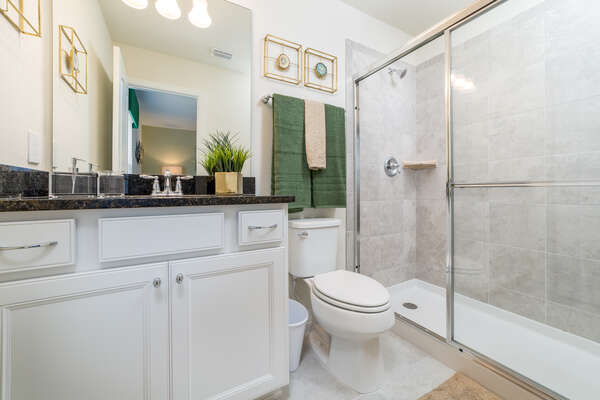 Upstairs Bathroom One