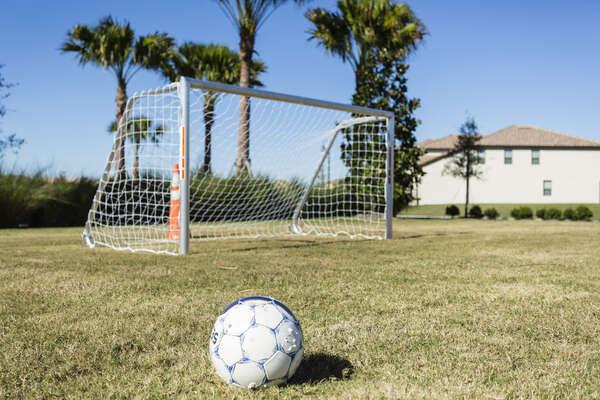 Windsor at Westside resort soccer field