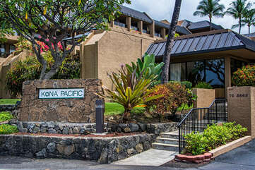Welcome to Kona Pacific!