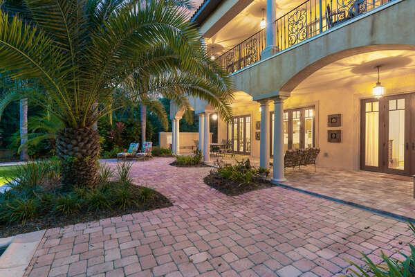 Florida evenings await