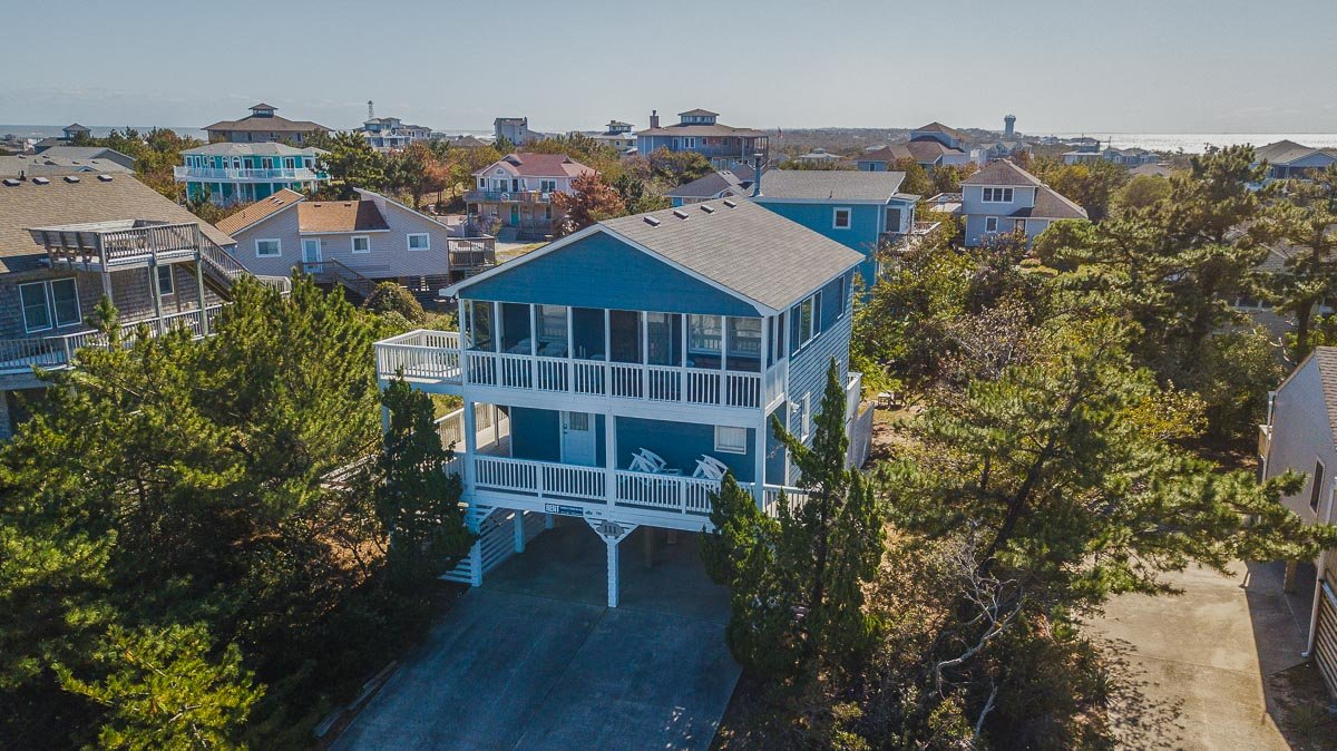 Outer Banks Vacation Rentals - 0790 - THE LAST RESORT