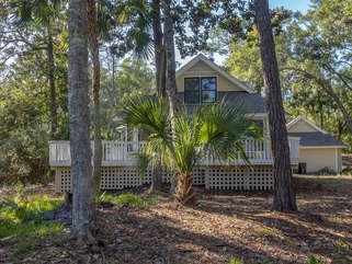 Enjoy your Seabrook Island vacation from this charming home at 2607 Seabrook Island Road