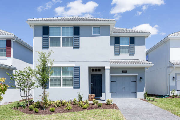 Come stay at Championsgate Magic, a brand new vacation rental home perfect for your next family vacation