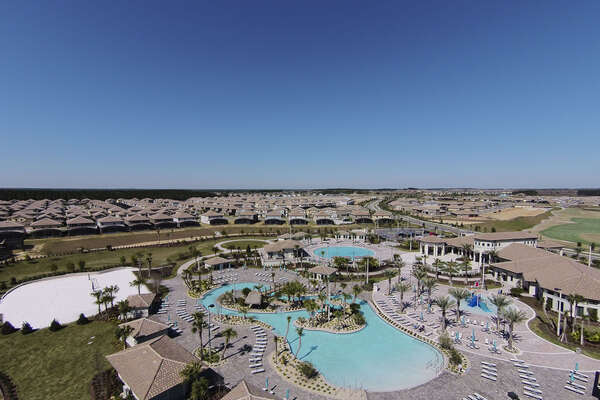 The Champions Gate Resort is truly an amazing Resort for the perfect family vacation in Orlando