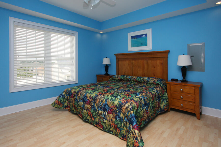 A Perfect Escape - vacation home on the boulevard in Cherry Grove, North Myrtle Beach | bedroom 4 | Thomas Beach Vacations