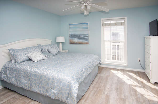 Admirals Quarters A vacation home in Cherry Grove, North Myrtle Beach | bedroom 7 | Thomas Beach Vacations