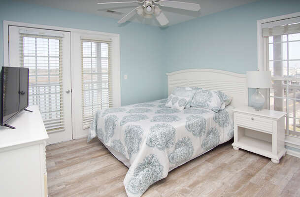 Admirals Quarters A vacation home in Cherry Grove, North Myrtle Beach | bedroom 5 | Thomas Beach Vacations