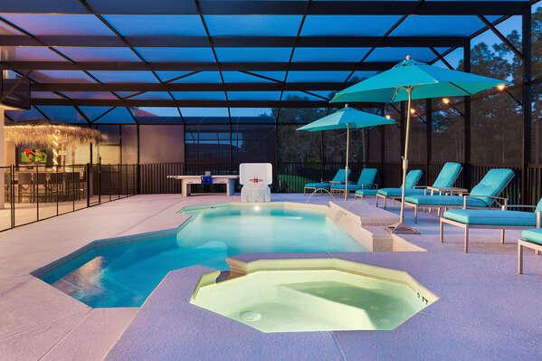 Amazing location in Solterra Resort