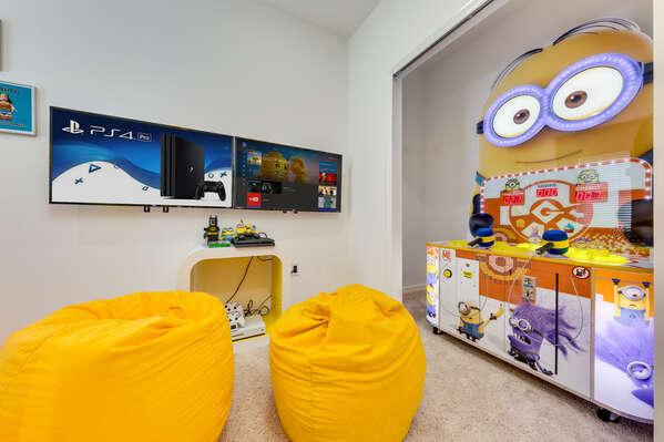 Video Game Center