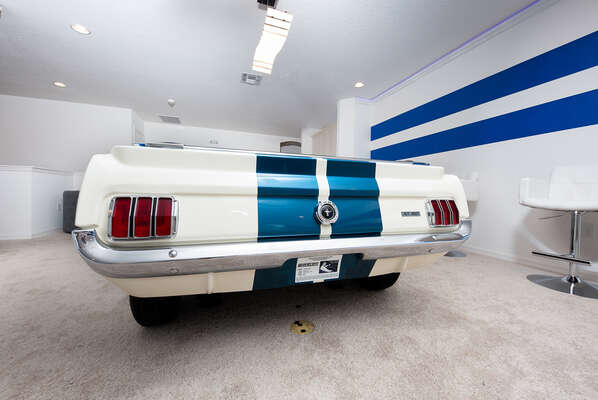 You can`t find this awesome pool table anywhere else