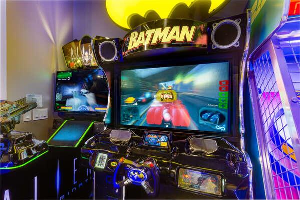 Batrman Arcade