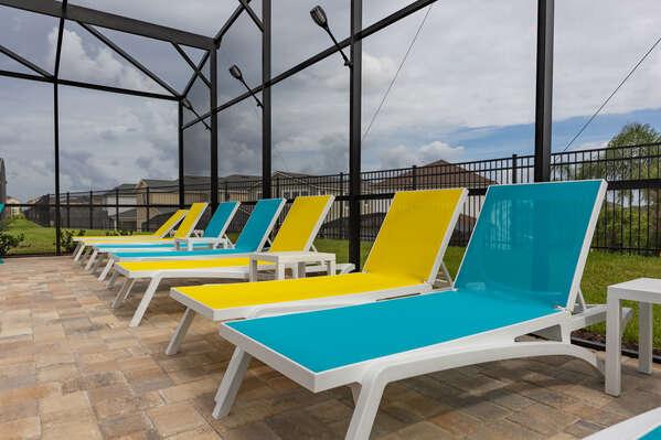 The perfect spot to enjoy Florida sunshine