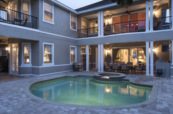 Enjoy all of the amenities of this amazing home