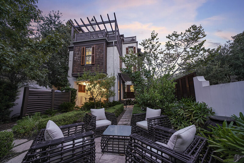 The Luxurious Watchtower Rosemary Beach Rental