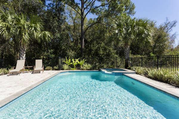 Enjoy the Florida sunshine