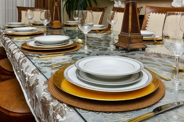 Fully equipped with all of the dishes you would need during your stay