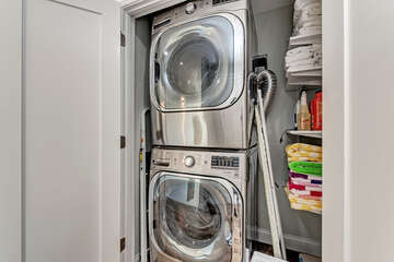 2nd-floor laundry