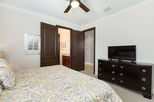 Relax in this comfortable King room