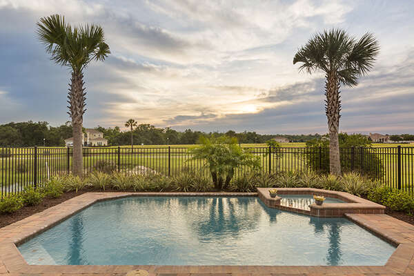 A peaceful place to enjoy your Orlando vacation
