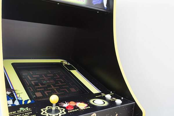 Get your game on with one of the two arcade game systems