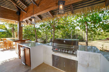 A Modern BBQ to entertain friends and family
