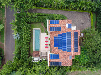 Solar energy in home!