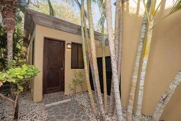 Courtyard Casita, privacy at its best!