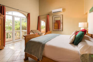 King size bed with a king sized view is what you need for a royal vacation!
