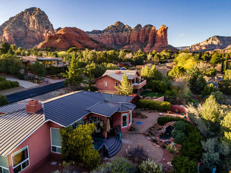 A Sedona Jewel Surrounded by Red Rocks