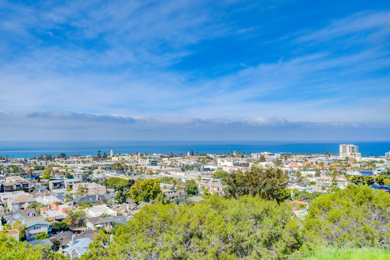 Enjoy the perfect La Jolla views and weather