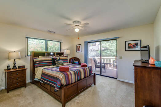 Master Bedroom with a Queen Bed, 42