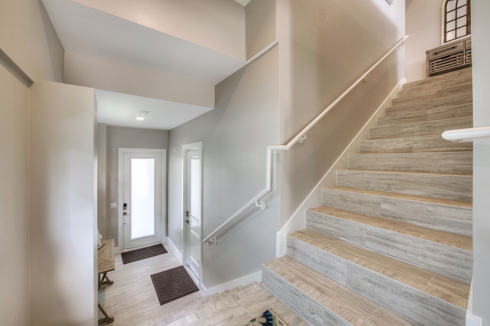 Stairs Leading to Second Floor of Tidewater