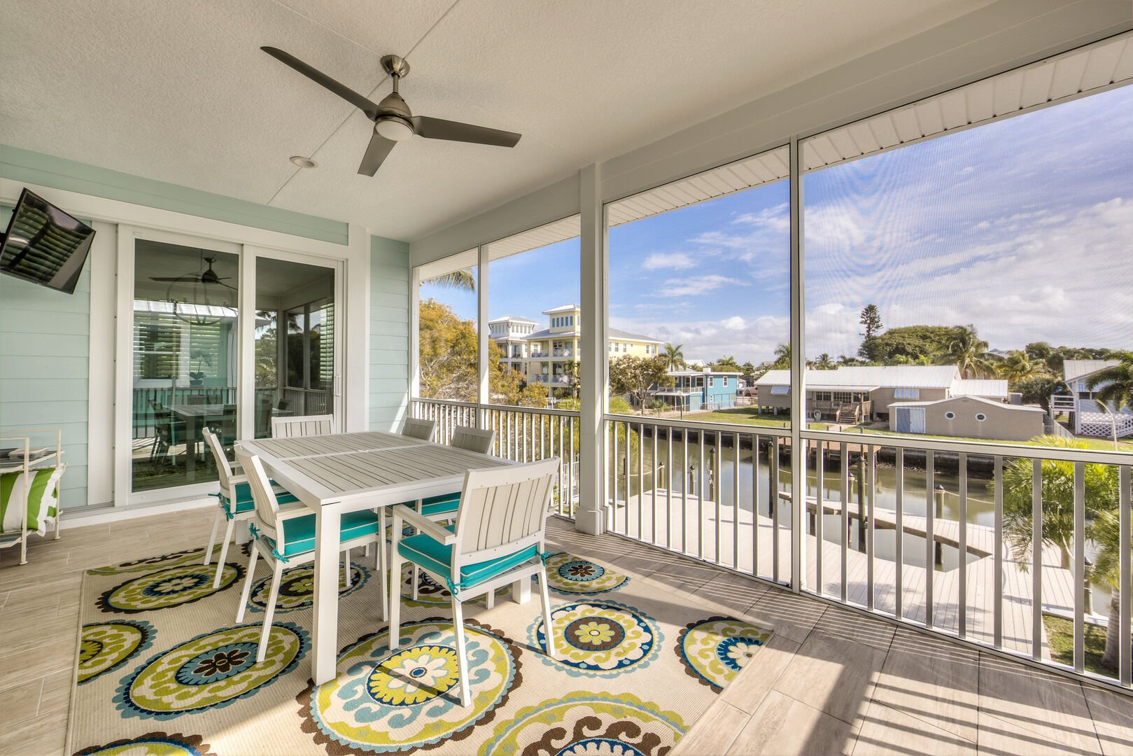 Waterfront Patio at Tidewater