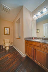 Spacious Bathroom in our Ancora Point Rental