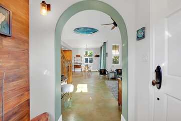Entry/Welcome to Waikoloa Colony Villas 2306