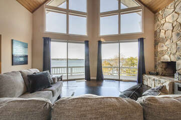 Incredible Views from the Living Room
