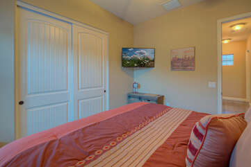 All bedrooms are designed to be ultra comfortable when relaxation or sleep are desired