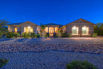 Welcome to upscale home on acre lot in small and exclusive neighborhood