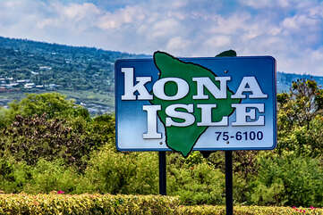 Welcome to Kona Isle E3